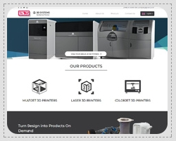 Portfolio: Website for corporate, e-business, e-commerce. ECS (Thailand) Co,. Ltd.